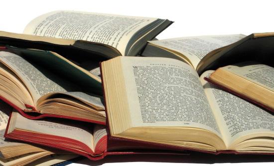 April 23rd. International Book Day