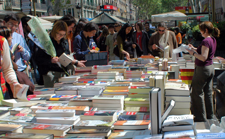 Millions of books solded